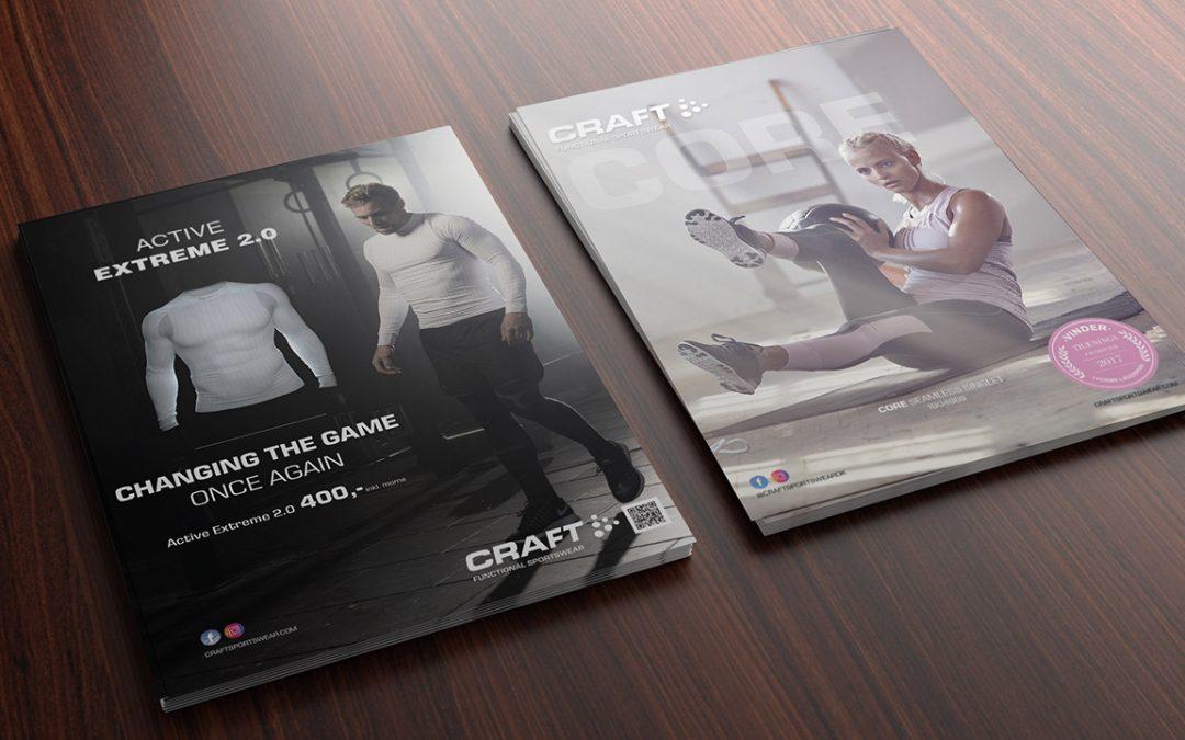 2 annoncer fra magasiner